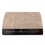 Golder Bell Name Card Holder 1
